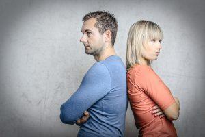 Narcisme en scheiding
